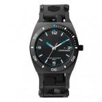 Leatherman Tread Tempo Black multitool watch