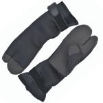 Diving gloves 3 vingers kevlar 5mm  Size XL