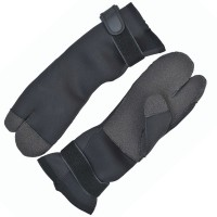 Diving gloves 3 vingers kevlar 5mm  Size XXL