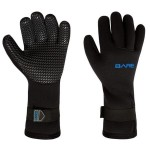 Bare Diving gloves 5 vingers 5mm  Size L