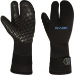 Bare Diving gloves 3 vingers 7mm  Size XXL