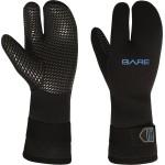 Bare Diving gloves 3 vingers 7mm  Size L
