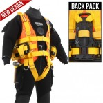 R-Vest with backpack