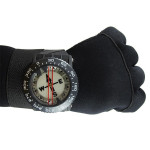 Wrist depth gauge