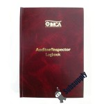Auditor / Inspector logbook