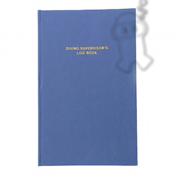 IMCA Diving Supervisor logbook