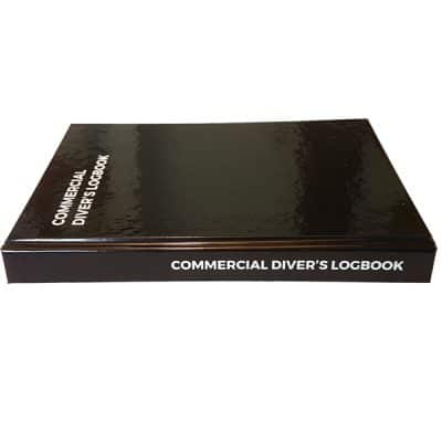 Commercial divers logbook