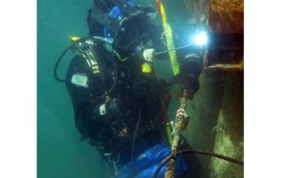 Diver welding and Subsupply toolbag