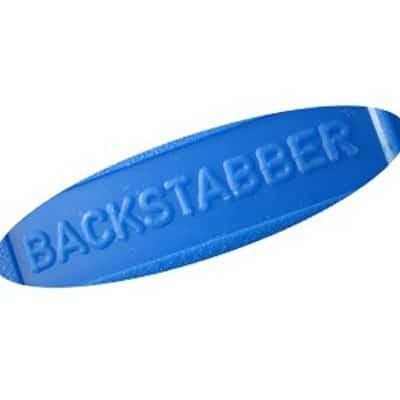 Backstabber sheath